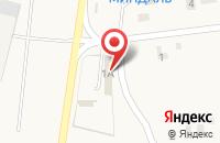 Схема проезда до компании Некрополь в Нижнем Санчелеево