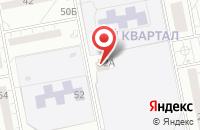 Схема проезда до компании Инфо - Пресс в Тольятти