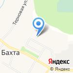 Детский сад №10 г. Кирова на карте Кирова