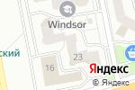 Схема проезда до компании Объединенная страховая компания в Тольятти