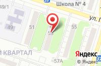 Схема проезда до компании Газеты Делаем в Тольятти