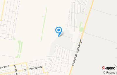 Местоположение на карте пункта техосмотра по адресу Самарская обл, г Тольятти, проезд Тупиковый, д 4