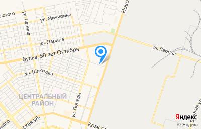 Местоположение на карте пункта техосмотра по адресу Самарская обл, г Тольятти, ул Новопромышленная, д 18 стр 2