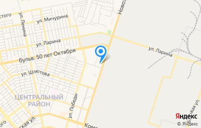 Местоположение на карте пункта техосмотра по адресу Самарская обл, г Тольятти, ул Новопромышленная, влд 18