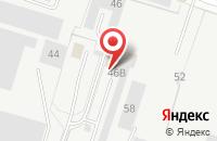 Схема проезда до компании Элерон в Тольятти