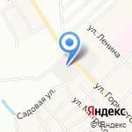 Булочно-кондитерский комбинат на карте Кирова