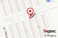 Схема проезда до компании Магазин мяса в Новом Шигалеево