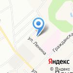 Парнас на карте Кирова