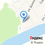 Медянское участковое лесничество на карте Кирова