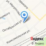 Маникюрный салон на карте Кирова