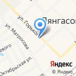 Камелия на карте Кирова