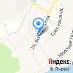 Магазин одежды на карте Кирова