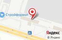 Схема проезда до компании Аканти в Тольятти