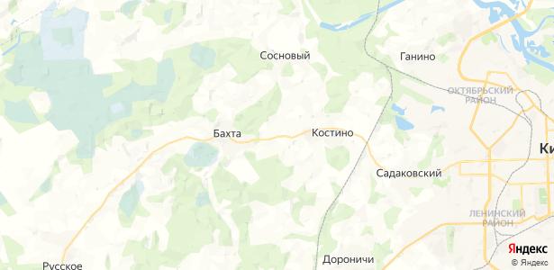 Гуси на карте