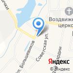 Винотека на карте Кирова