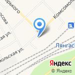 Магазин крепежных изделий на карте Кирова