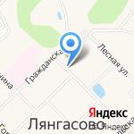 Магазин домашнего текстиля на карте Кирова