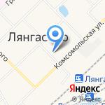 Мясной дворик на карте Кирова