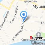 Киоск по продаже печатной продукции на карте Кирова