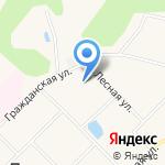 Детский сад №171 на карте Кирова