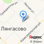 Зима-Лето на карте Кирова