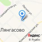 Хлеб Ягодного на карте Кирова
