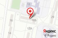 Схема проезда до компании Доктор Р в Тольятти