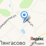 Октябрьский на карте Кирова