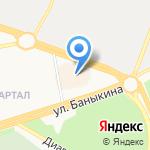Zifa на карте Тольятти