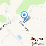 Теремок на карте Кирова