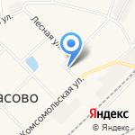 Колорит на карте Кирова