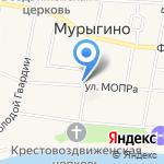 Меридиан на карте Кирова