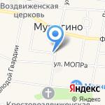 Оазис на карте Кирова