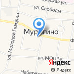 Радуга на карте Кирова