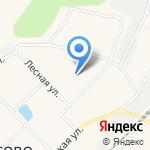 Линейная техническая библиотека ст. Лянгасово на карте Кирова