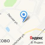 Милида на карте Кирова