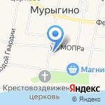 ХЛЕБНАЯ СЛОБОДА на карте Кирова