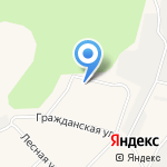 Пятерочки на карте Кирова