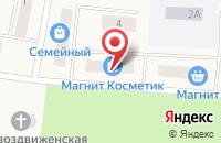 Схема проезда до компании Волго-Вятский банк Сбербанка России в Мурыгино