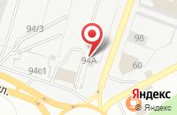 Схема проезда до компании Поволжье в Тольятти