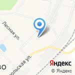 Амбулатория на ст. Лянгасово на карте Кирова