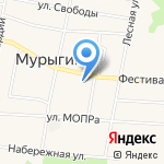 Участковый пункт полиции на карте Кирова