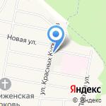 Мурыгинская швейная фабрика на карте Кирова