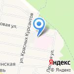 Мурыгинская участковая больница на карте Кирова