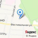 Родник на карте Кирова