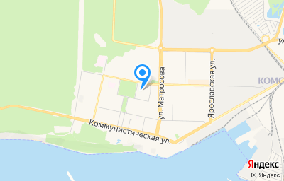 Местоположение на карте пункта техосмотра по адресу Самарская обл, г Тольятти, ул Лизы Чайкиной, д 40