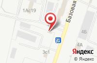 Схема проезда до компании Лидер в Тольятти