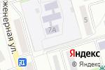 Схема проезда до компании Радуга в Жигулёвске