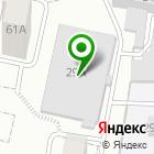 Местоположение компании Гаражно-потребительский кооператив №25