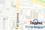 Схема проезда до компании Магазин хозтоваров в Жигулёвске